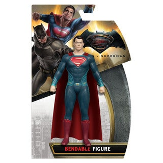 DC Comics Batman vs. Superman - Superman Bendable Figure