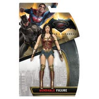 DC Comics Batman vs. Superman - Wonder Woman Bendable Figure