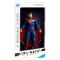 "DC Comics - Justice League Superman 8"" Bendable Figure"