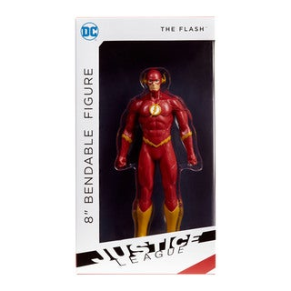 "DC Comics - Justice League The Flash 8""Bendable Figure"