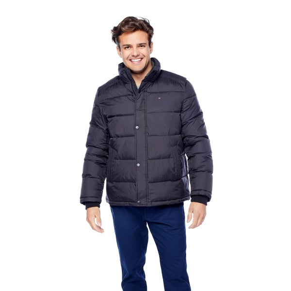0a1f45336f484 Shop Tommy Hilfiger Men s Classic Puffer Jacket - Free Shipping ...