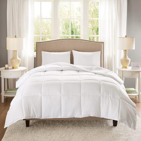 Sleep Philosophy Copper Infused White Down Alternative Comforter