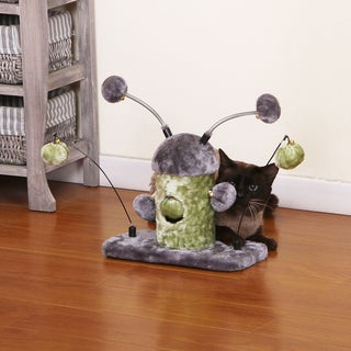 Link to PetPals Stumpy Cat Toy Similar Items in Cat Toys & Tunnels