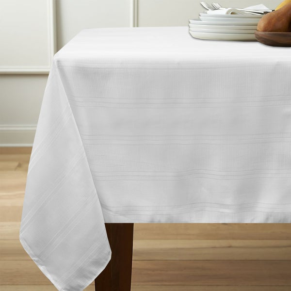 Valencia Spill Proof Fabric Tablecloth