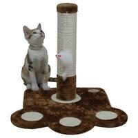 """Go Pet Club 16"""" Kitten Scratching Post"""