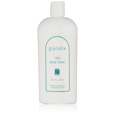 Glycolix 15-percent 12-ounce Body Lotion