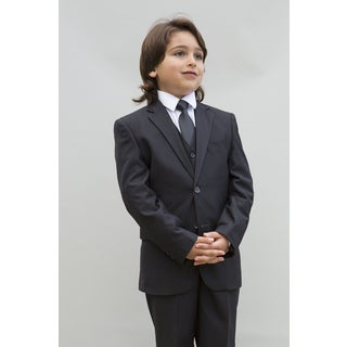 B100 CHARCOAL Boy Suit (More options available)