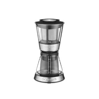 Cuisinart Automatic Cold Brew Coffeemaker, Black/Stainless
