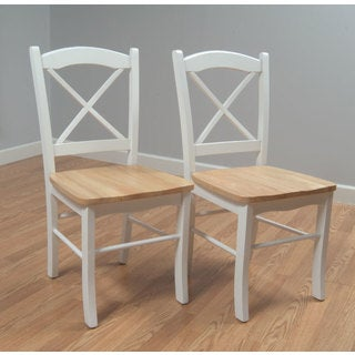 Simple Living Country Cottage Dining Chair (Set of 2) (As Is Item)