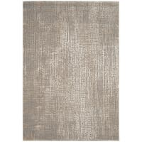 Safavieh Meadow Modern Abstract Ivory/ Grey Area Rug - 4' x 6'