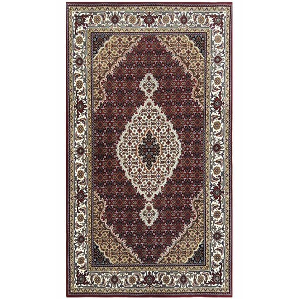 Mahi Tabriz Wool Rug India