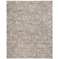 Safavieh Meadow Modern Abstract Beige/ Grey Area Rug - 9' x 12'