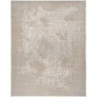 Safavieh Meadow Modern Abstract Ivory/ Grey Area Rug - 8' x 10'