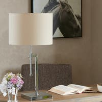Madison Park Sutton Silver Table Lamp