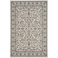 Safavieh Serenity Transitional Oriental Ivory/ Blue Area Rug - 8'6 x 12'