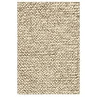 Safavieh Natura Transitional Solid Hand-Tufted Wool Beige Area Rug - 2' x 3'