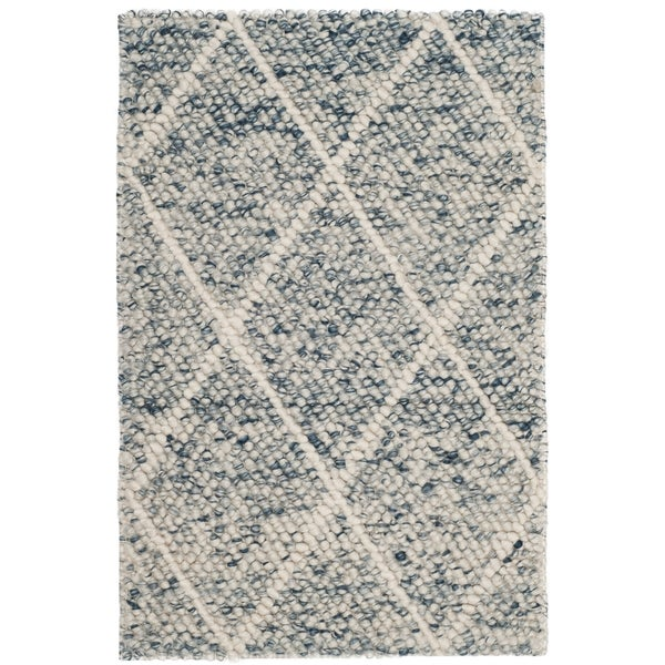 Shop Safavieh Natura Transitional Geometric Hand Woven
