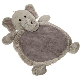 Mary Meyer Grey Elephant Bestever Baby Mat