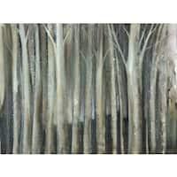 Irina K. 'Birch I' Canvas Print 30-inch x 40-inch Canvas Art