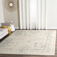 Safavieh Adirondack Contemporary Oriental/ Ivory/ Slate Area Rug (12' x 18')