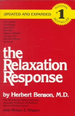 The Relaxation Response (Paperback)