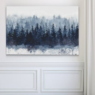 Link to Indigo Forest Similar Items in Canvas Art