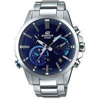 Casio Men's  'Edifice Bluetooth Smart' Stainless Steel Watch