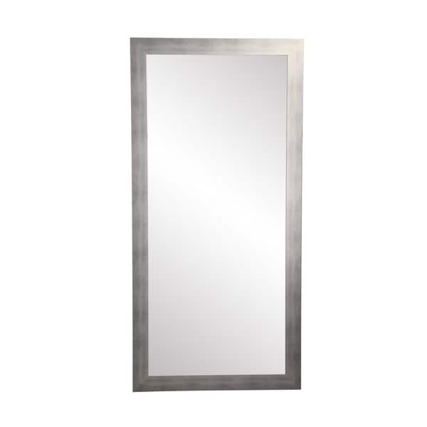 Value Mirrors Muted Cool Silver 32 X