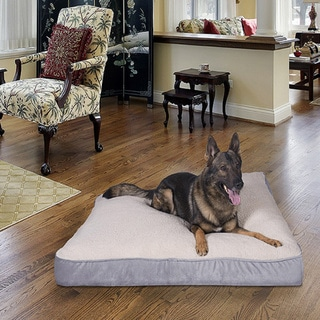 Superior Support Memory Foam Dog Bed