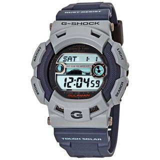 Casio Men's GR9110ER-2 'G-Shock' Digital Blue Resin Watch