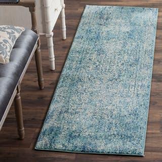 Safavieh Evoke Vintage Oriental Blue/ Ivory Runner Rug (2'2 x 19') https://ak1.ostkcdn.com/images/products/16411824/P22759828.jpg?impolicy=medium