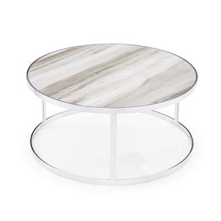 Soho Silver Cocktail Table