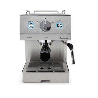 Capresso 125.05 Cafe Pro Espresso Maker, Silver (Refurbished)