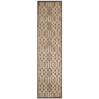 Safavieh Paradise Vintage Oriental Viscose Grey Runner Rug (2'2 x 8')