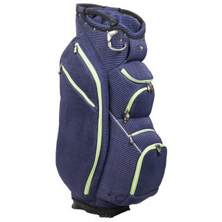 OUUL Ribbed 15 way Golf Cart Bag (Option: NAVY)