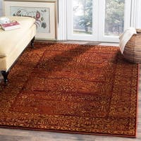 "Safavieh Serenity Transitional Oriental Ruby/ Gold Runner Rug - 2'3"" x 10'"