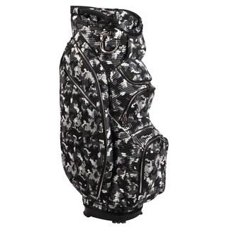 OUUL Camo 15 Way Cart Bag Silver Camo