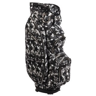 OUUL Camo 15 Way Cart Bag Silver Camo