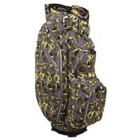 OUUL Camo 15 Way Cart Bag Frog Camo