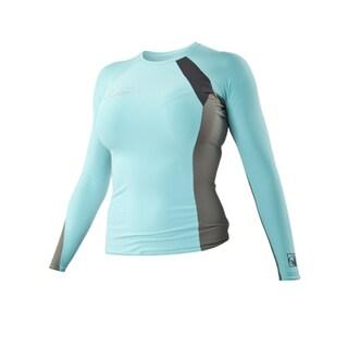 Body Glove Performance Women's L/A Rashguard (Option: Blue)|https://ak1.ostkcdn.com/images/products/16412722/P22760594.jpg?_ostk_perf_=percv&impolicy=medium
