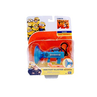 Thinkway Toys Despicable Me 3 Mini Blaster Keychain