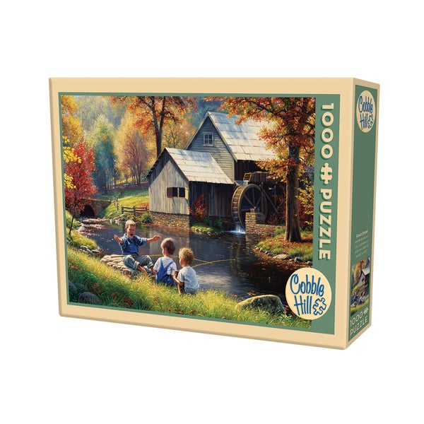 Cobble Hill Fishy Story Puzzle 1,000 Pieces