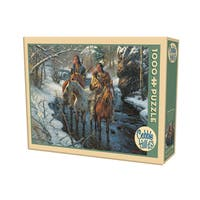 Cobble Hill Creek Crossing Puzzle 1,000 Pieces
