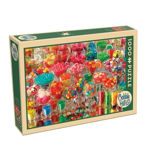 Cobble Hill Candy Bar Puzzle 1,000 Pieces