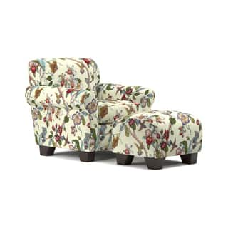 Chair Amp Ottoman Sets Living Room Furniture For Less