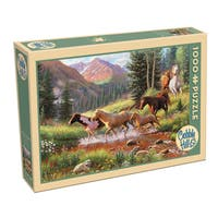 Cobble Hill Mountain Thunder Puzzle 1,000 Pieces