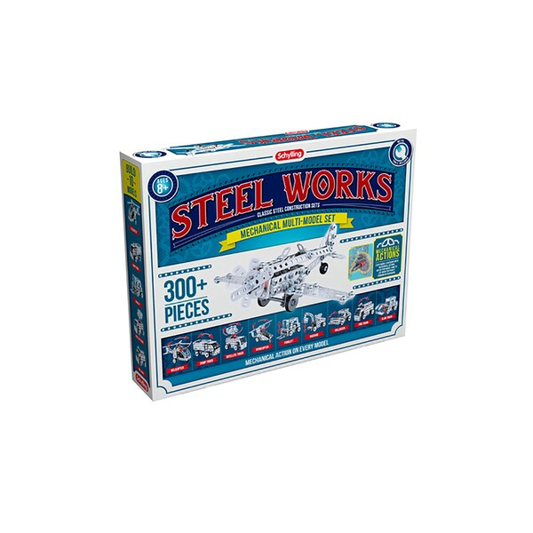 Steel Works Mechanical Multi-Mod
