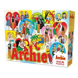 Cobble Hill Classic Archie Puzzle 1,000 Pieces