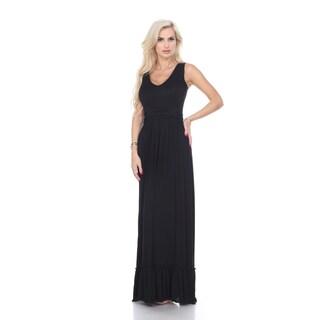 White Mark Women's Medina Maxi Dress (Option: Black)|https://ak1.ostkcdn.com/images/products/16413265/P22761068.jpg?_ostk_perf_=percv&impolicy=medium