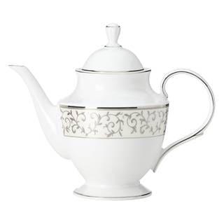 Lenox Opal innocence™ Silver Teapot